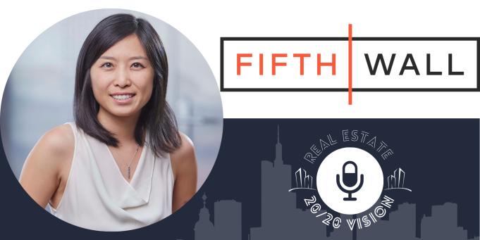 Featured image for post Podcast - Episode 4:  Sarah Liu, VP at leading proptech venture capital firm Fifth Wall