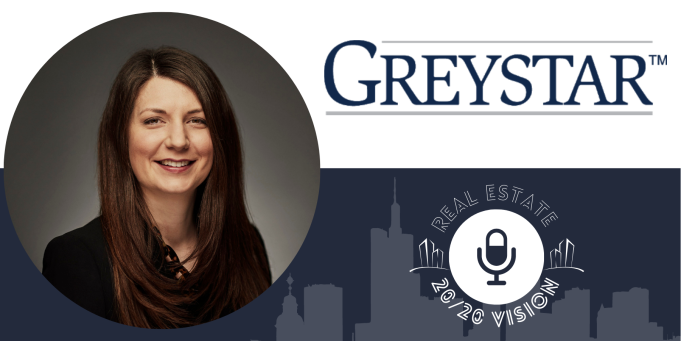 Featured image for post Podcast - Episode 3:  Bella Peacock, Managing Director Investment Management & Operations at Greystar Europe