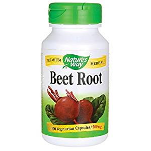 Nature's Way Beetroot Pills Review