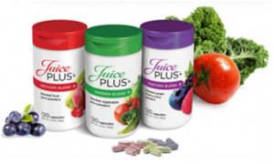 Juice Plus vitamins vs Minerals