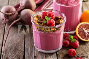 How to make the perfect beetroot shake