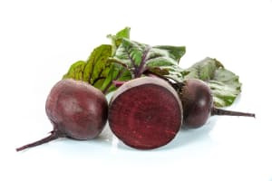 Are beets bad for hemochromatosis patients