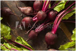 what part of the beets can you eat