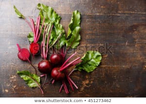 beets and carbohydrates