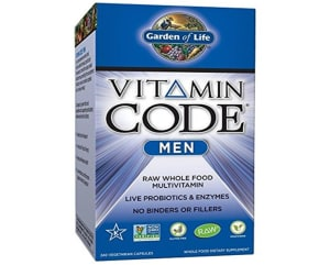 juice plus vs vitamin code