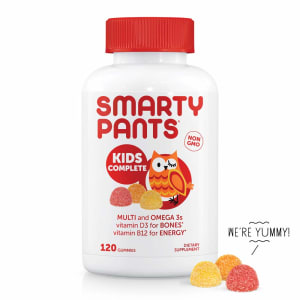 smarty pants vitamins review