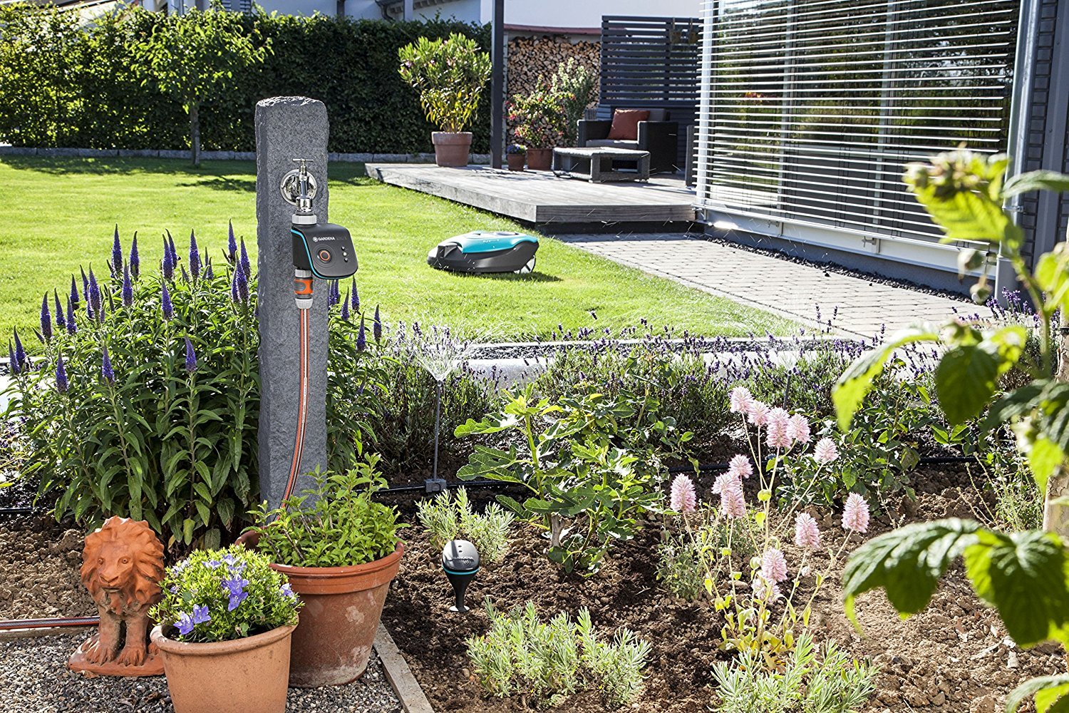 Gardena Smart System: The Future of Watering, Automated Lawn Care
