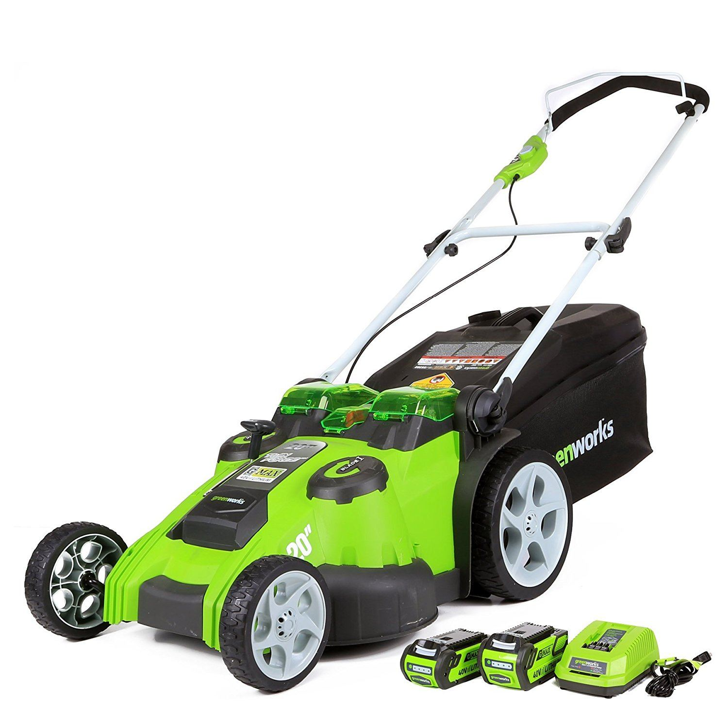 Greenworks Electric Mower Review: Worth The Cost? [HANDS-ON REVIEW]