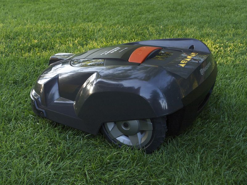 Husqvarna Automower Review: It Really Cuts Grass In The Rain?
