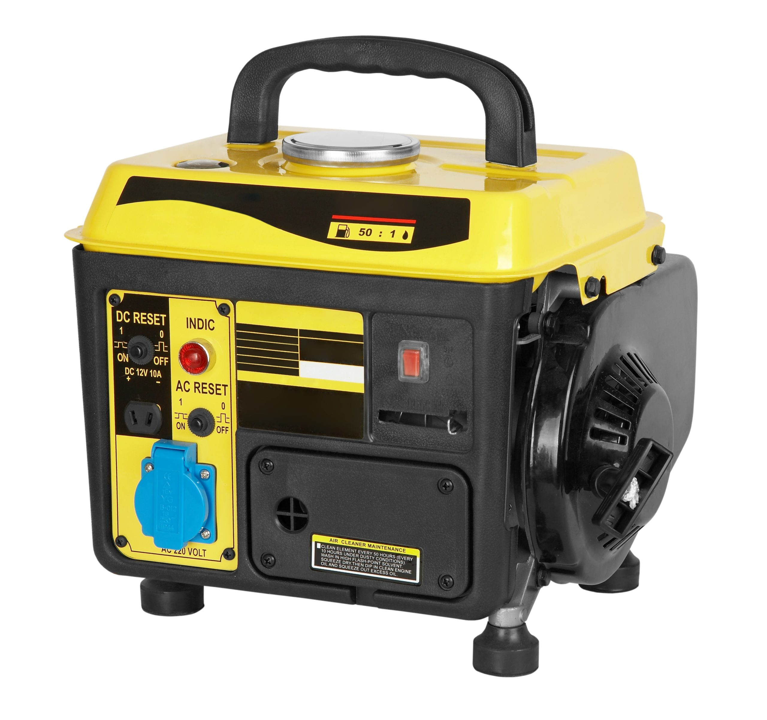 What the Heck is an Inverter Generator?