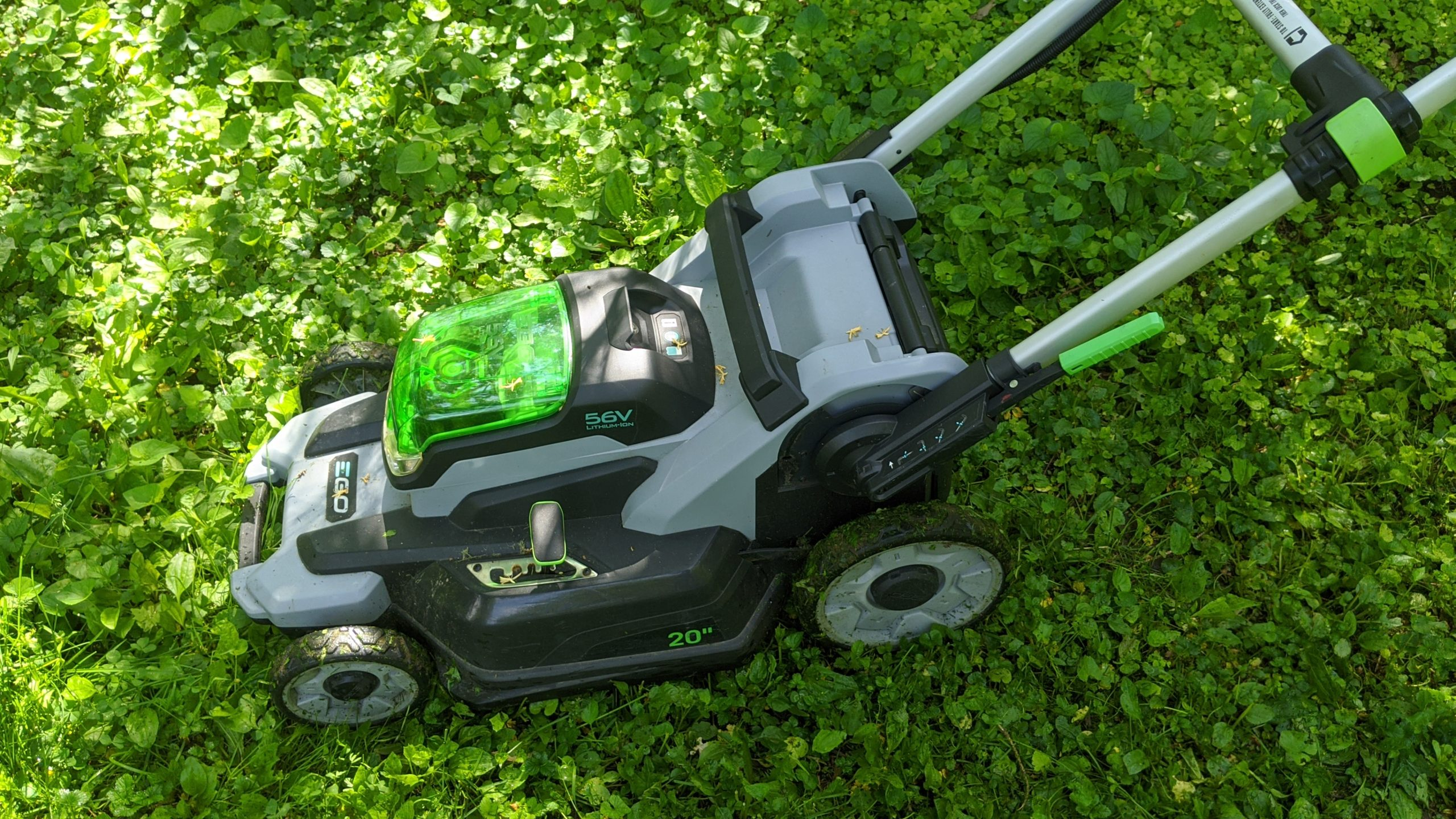 EGO Electric Lawn Mower (3 years later)