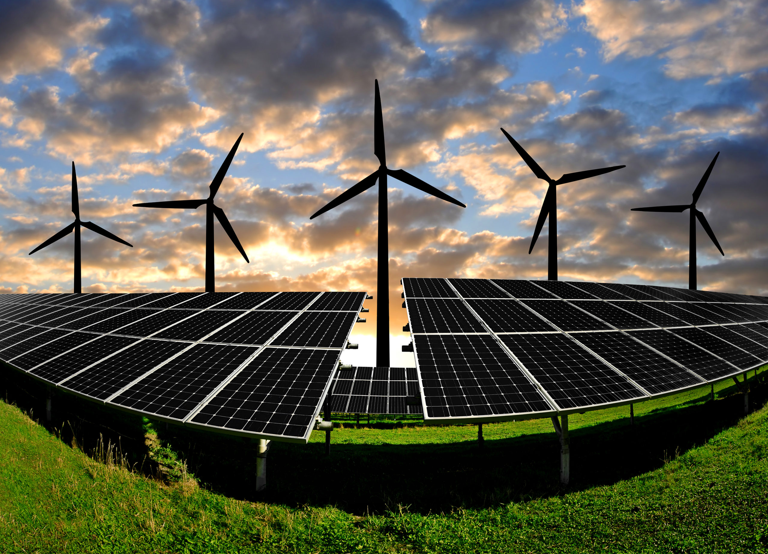 Making Your Own Electricity: Wind and Solar