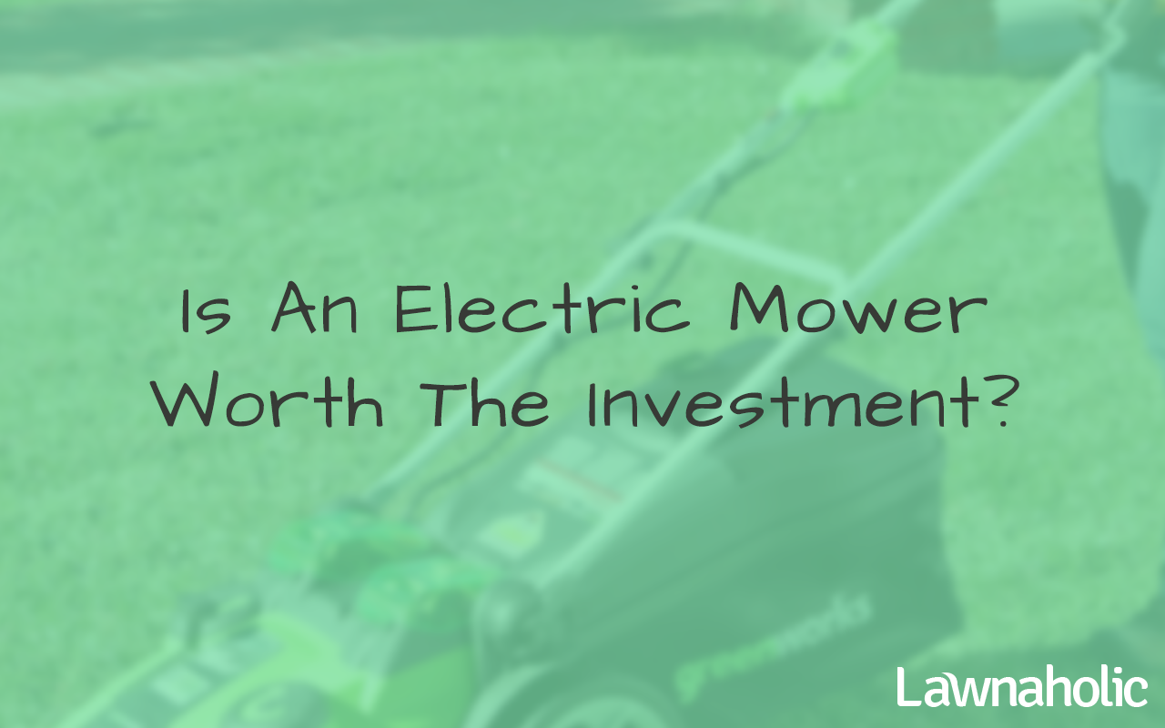 Electric Mower: The New Grass Cutting Gig or Lack of Power?