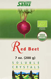 Salus Red Beet Crystals Review