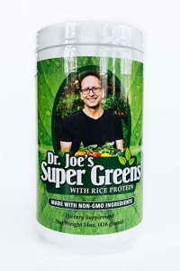 Dr. Joe's Super Greens review