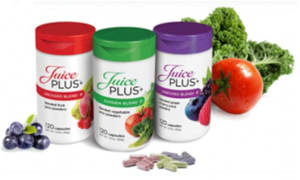 Juice Plus vitamins vs Minerals