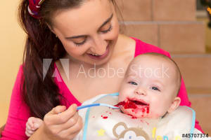can babies take beets