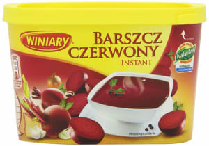 Winiary Instant Beetroot Soup review