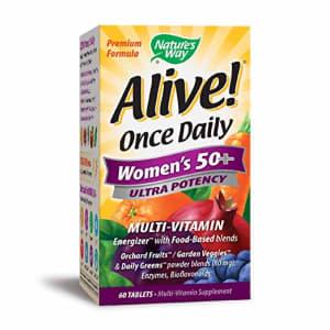 juice plus vs alive vitamins