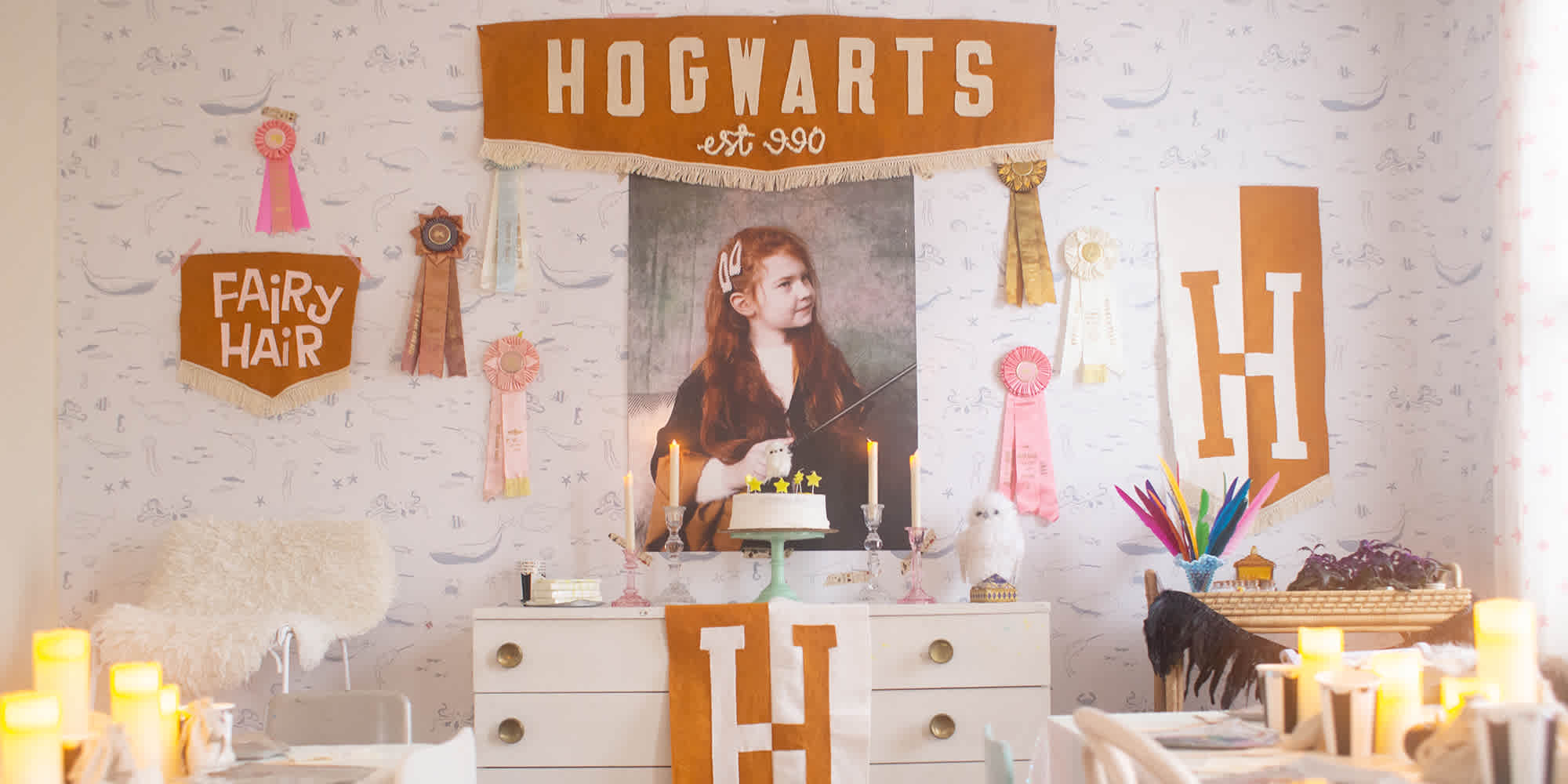 Simple and Kid Friendly Harry Potter Party Ideas