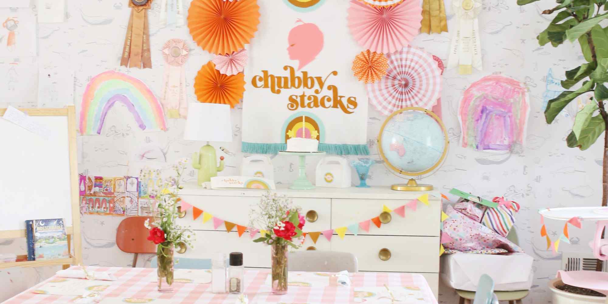 Make Your Own Restaurant at Home First Birthday Party