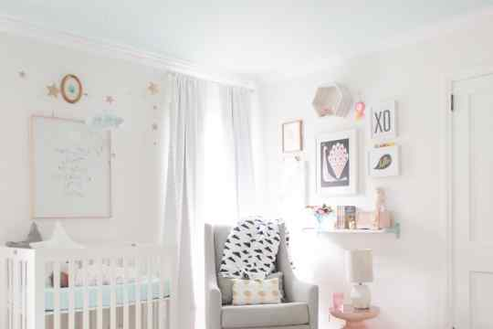 Nursery Decor & Baby Room Ideas - Lay Baby Lay