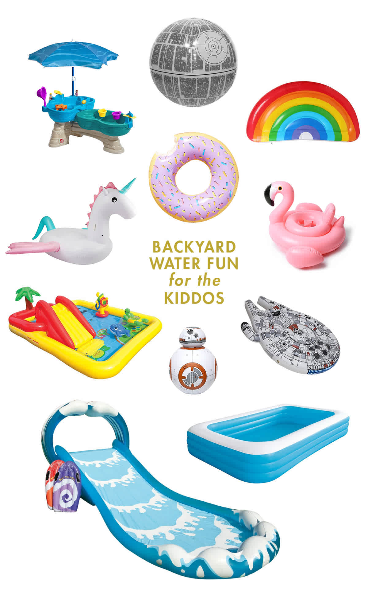 The Best Backyard Water Fun For Kids Lay Baby Lay