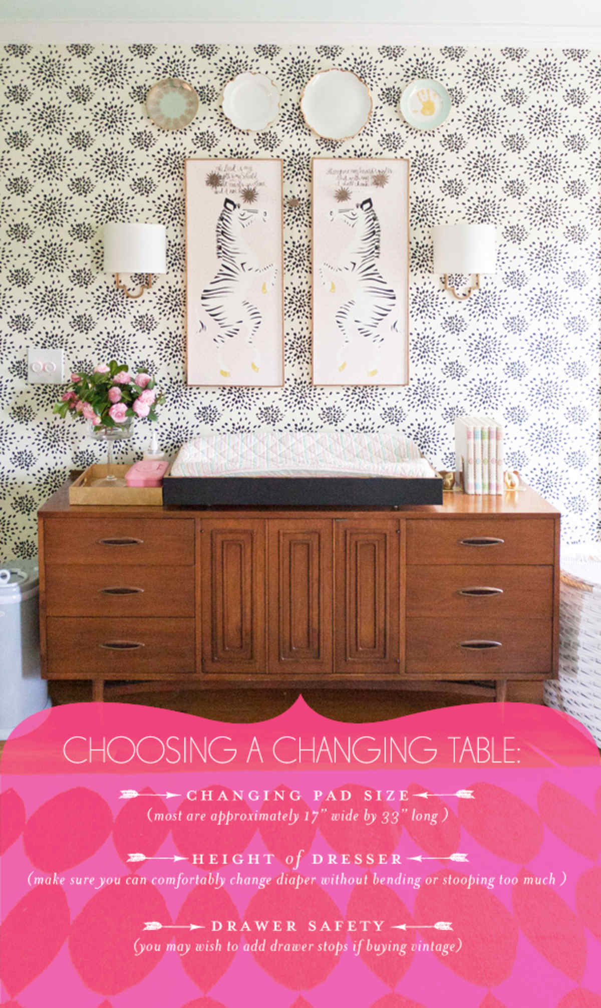 Recently, A Friend Of Mine Had A Few Questions About Choosing A Changing  Table, As She Is Planning On Going The Vintage Route. I Thought It Might Be  Helpful ...