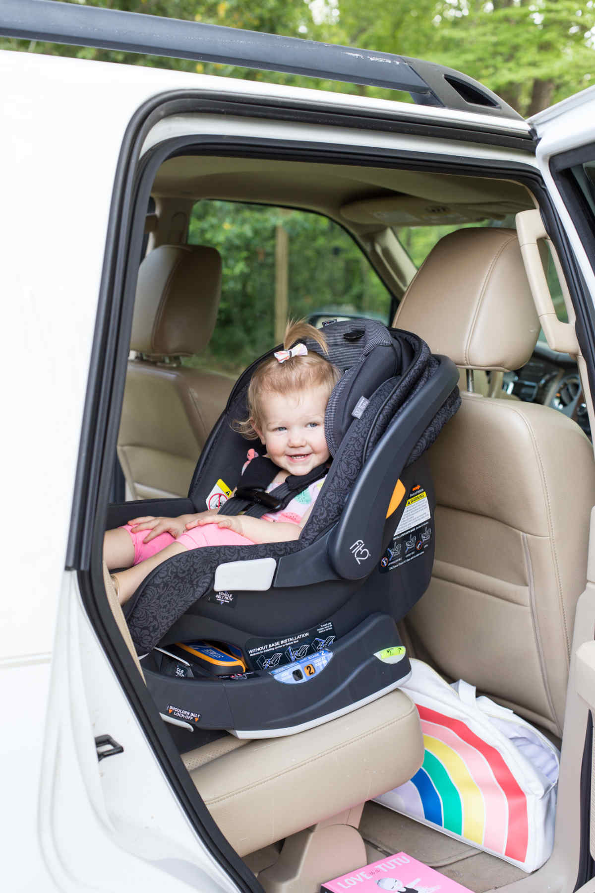 Best Carseat For A Newborn And Toddler