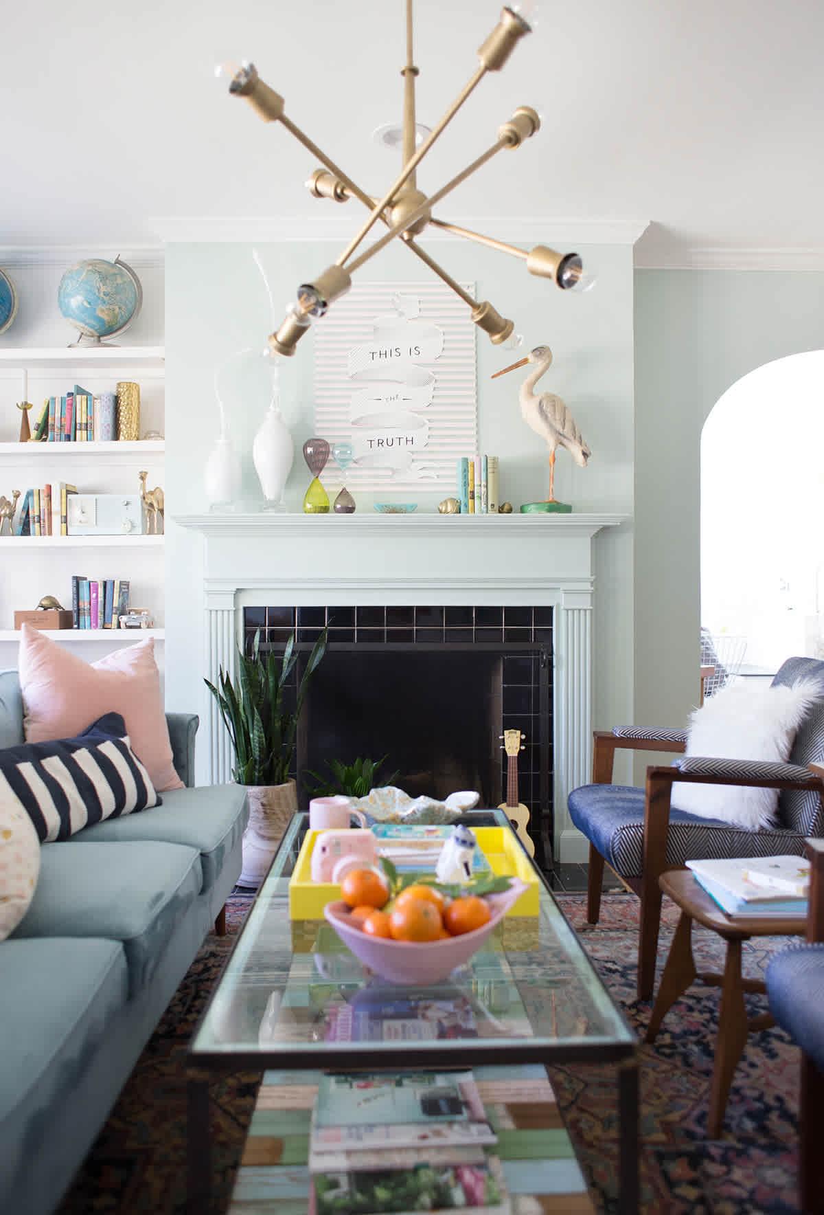 Kid Friendly Living Room