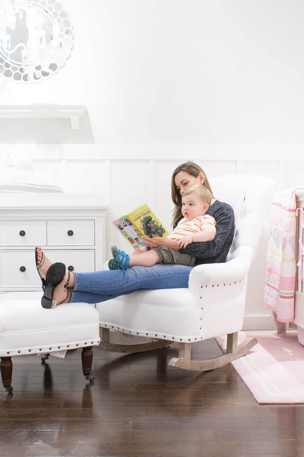 Rocker Reviews Pottery Barn Kids Lay Baby Lay