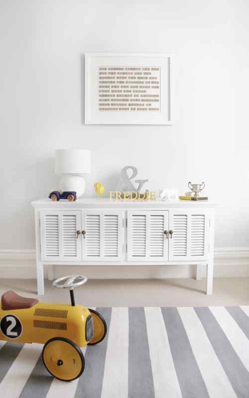 freddie's nautical nursery