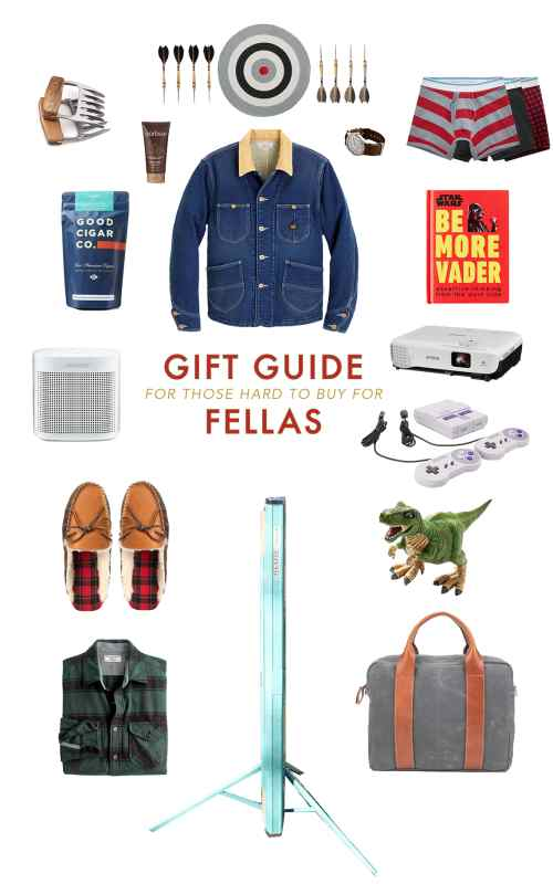 Thoughtful Gifts for Guys