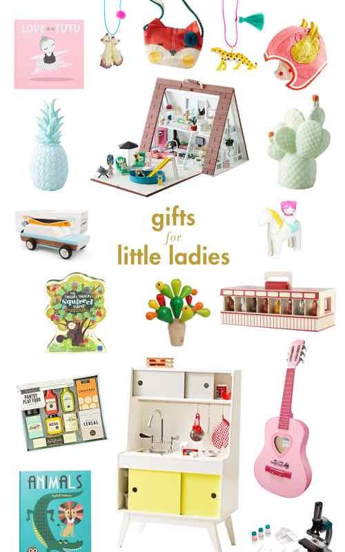 gift guide for babies & little girls