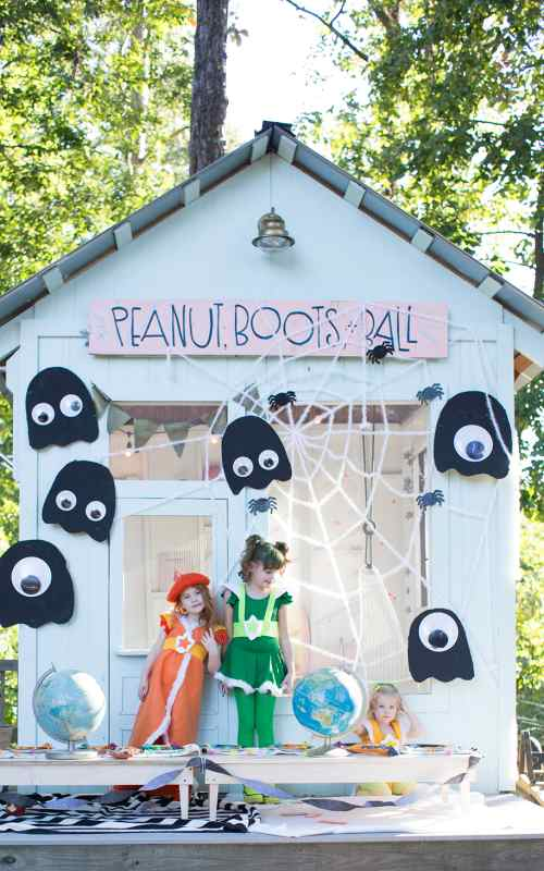 Cute and Easy Halloween Party Ideas for Kids