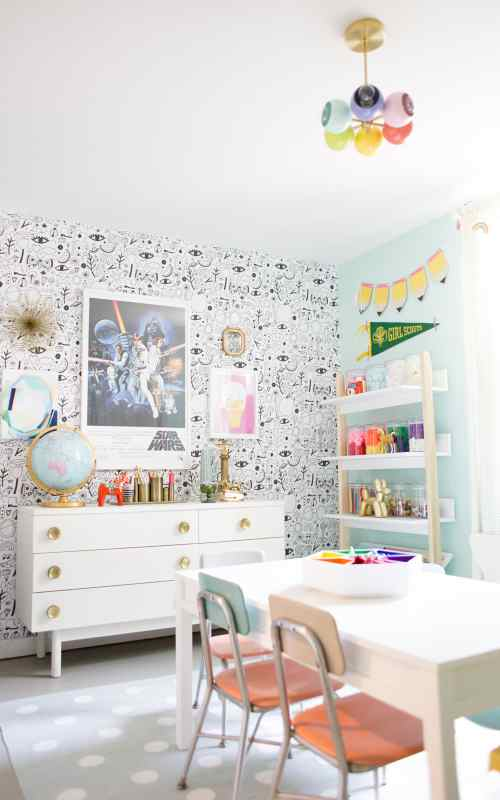 craft room ideas for kids