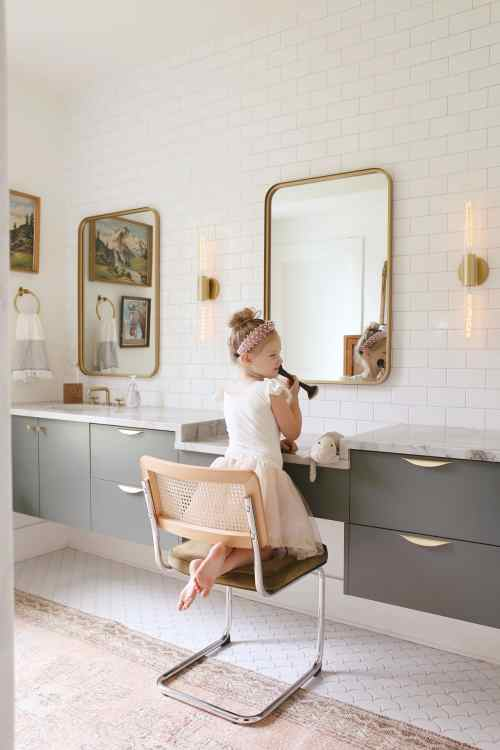 Neutral Bathroom Inspiration