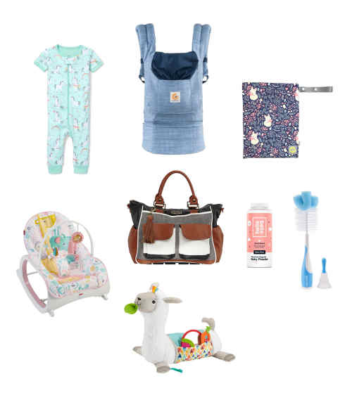 Baby Registry Faves at Three Months