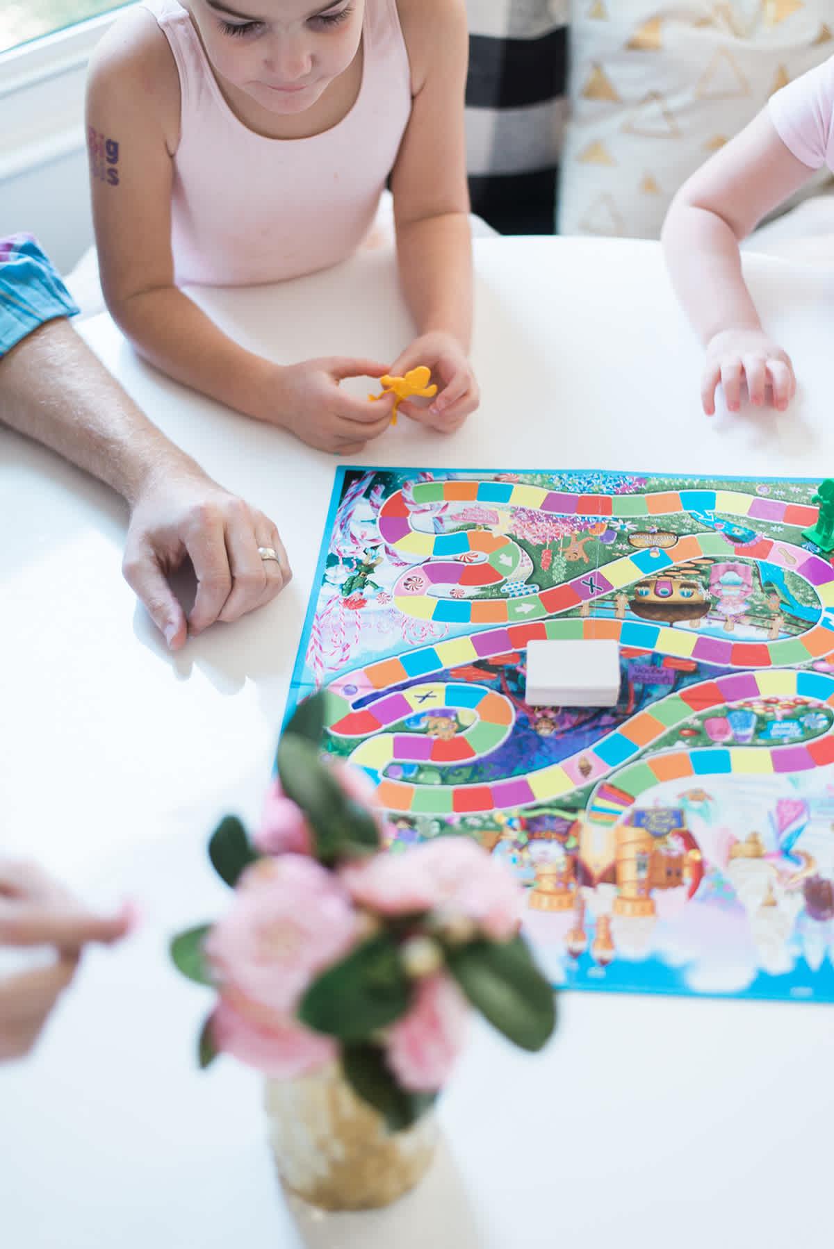 favorite preschool board games