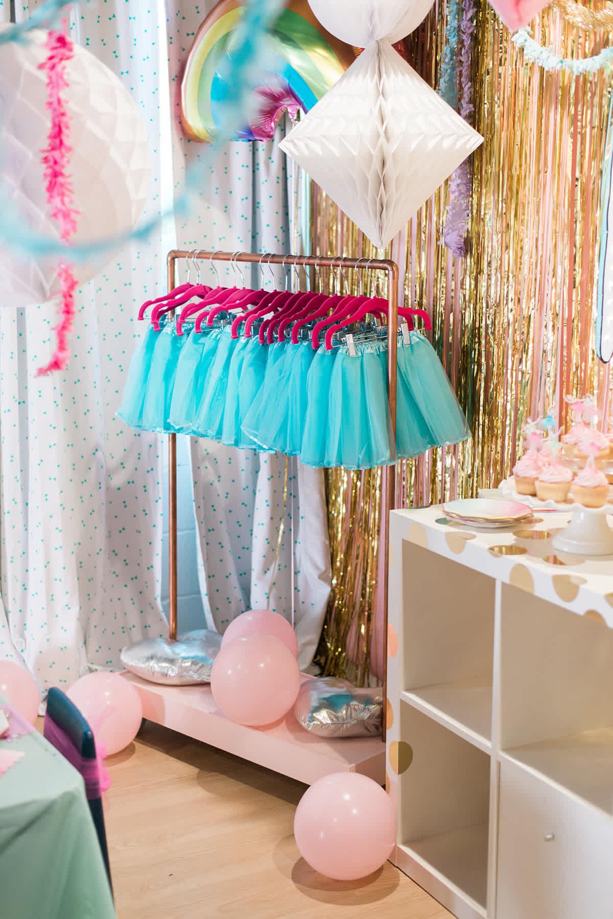 Ballerina Birthday Party - Lay Baby Lay