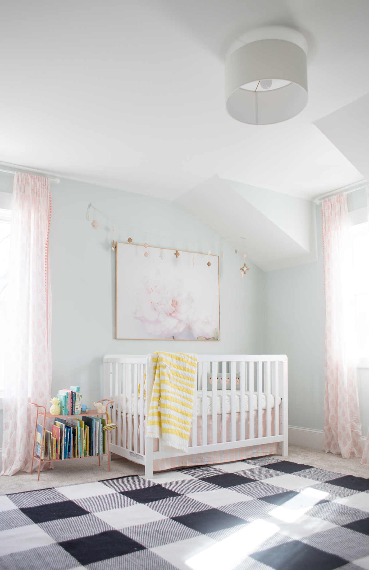 neutral nursery on a budget