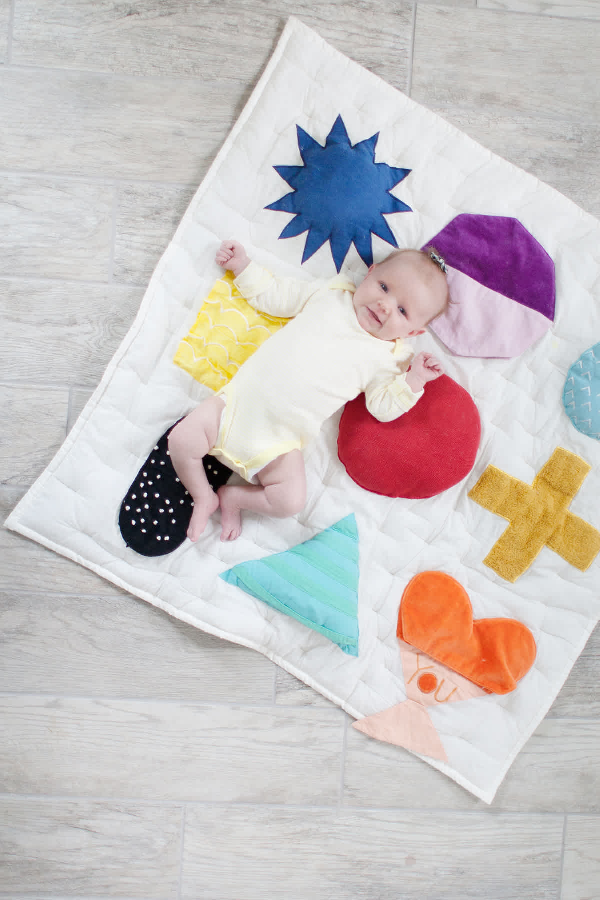 the best baby play mats and baby gyms
