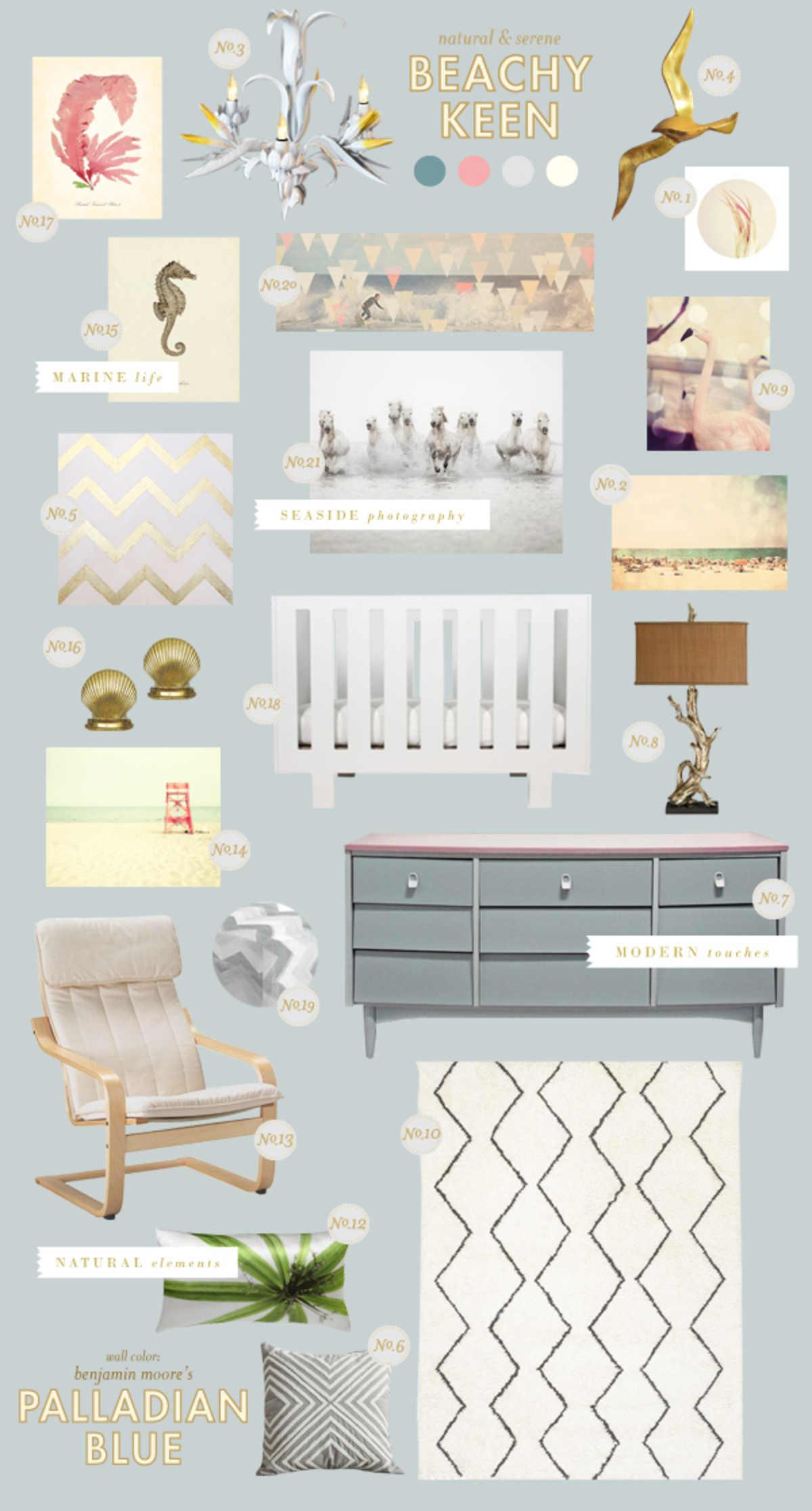 beach baby room ideas modern baby room