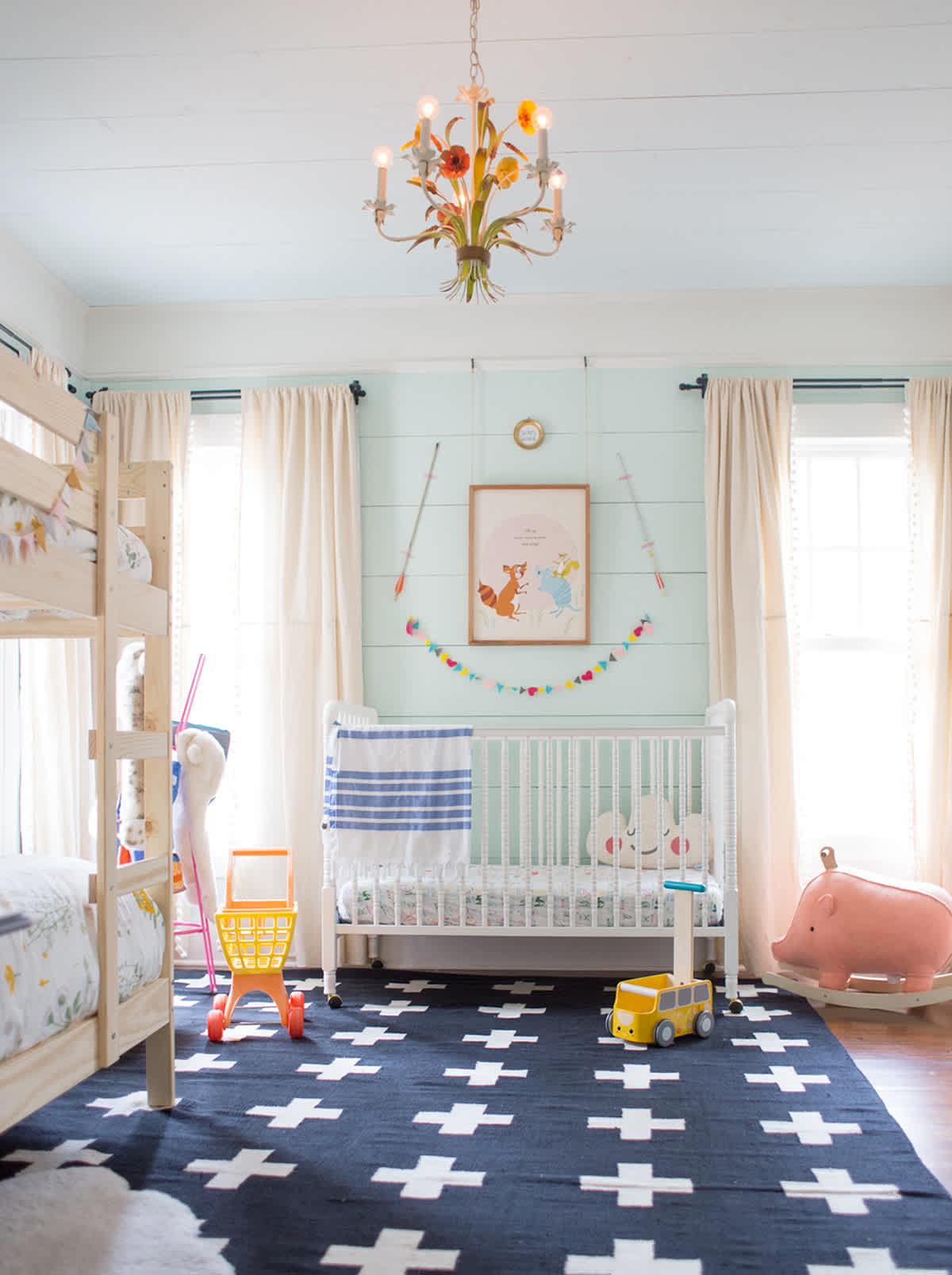Rustic Baby Boy Nursery Vintage