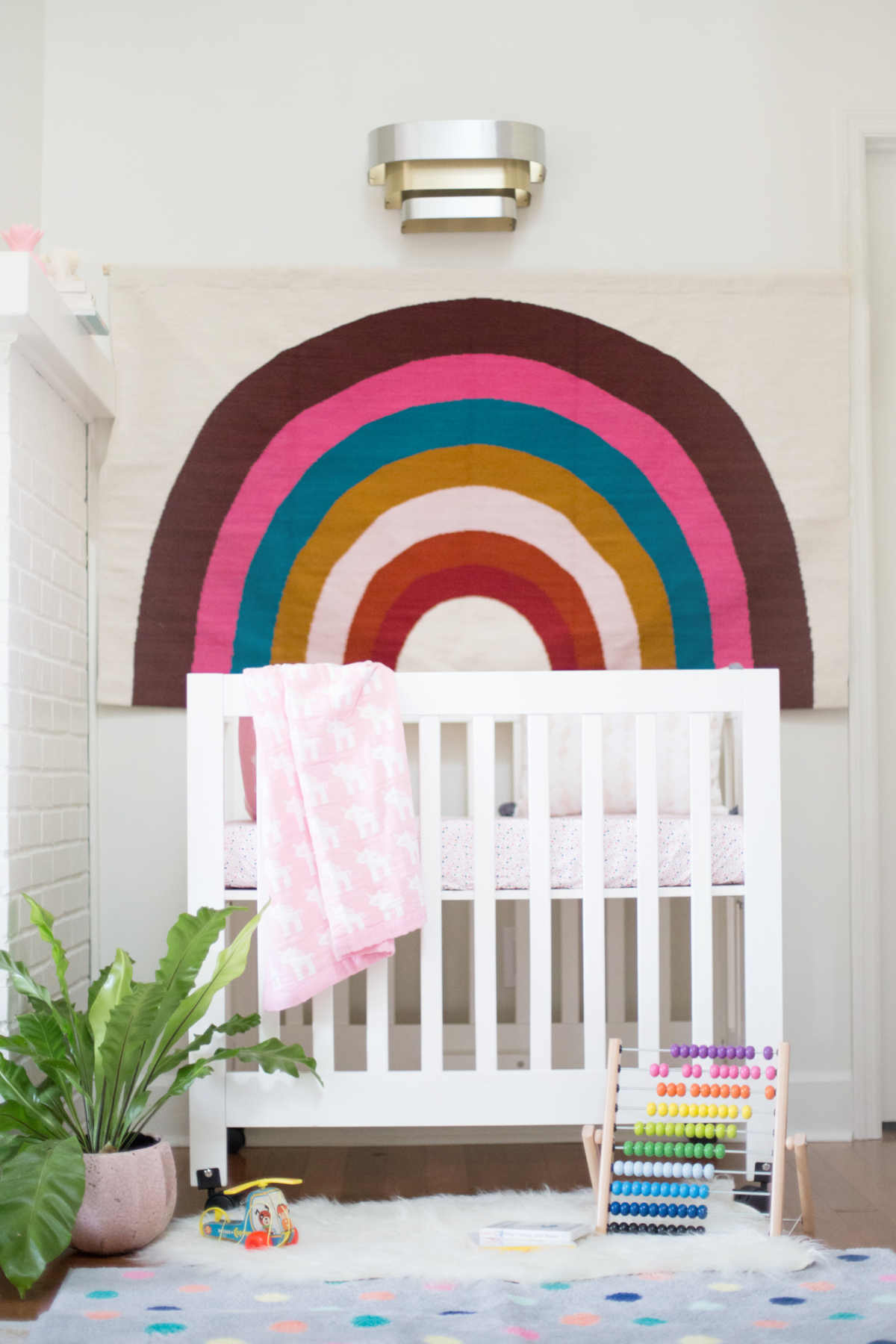 small space nursery ideas lay baby lay
