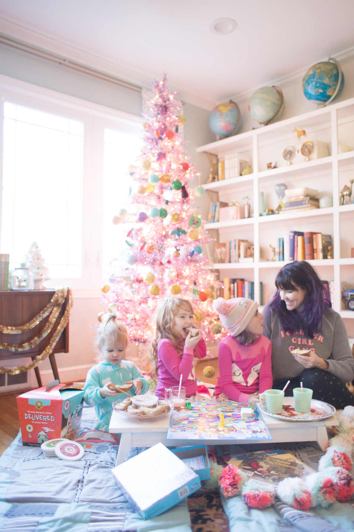 whimsical christmas decor