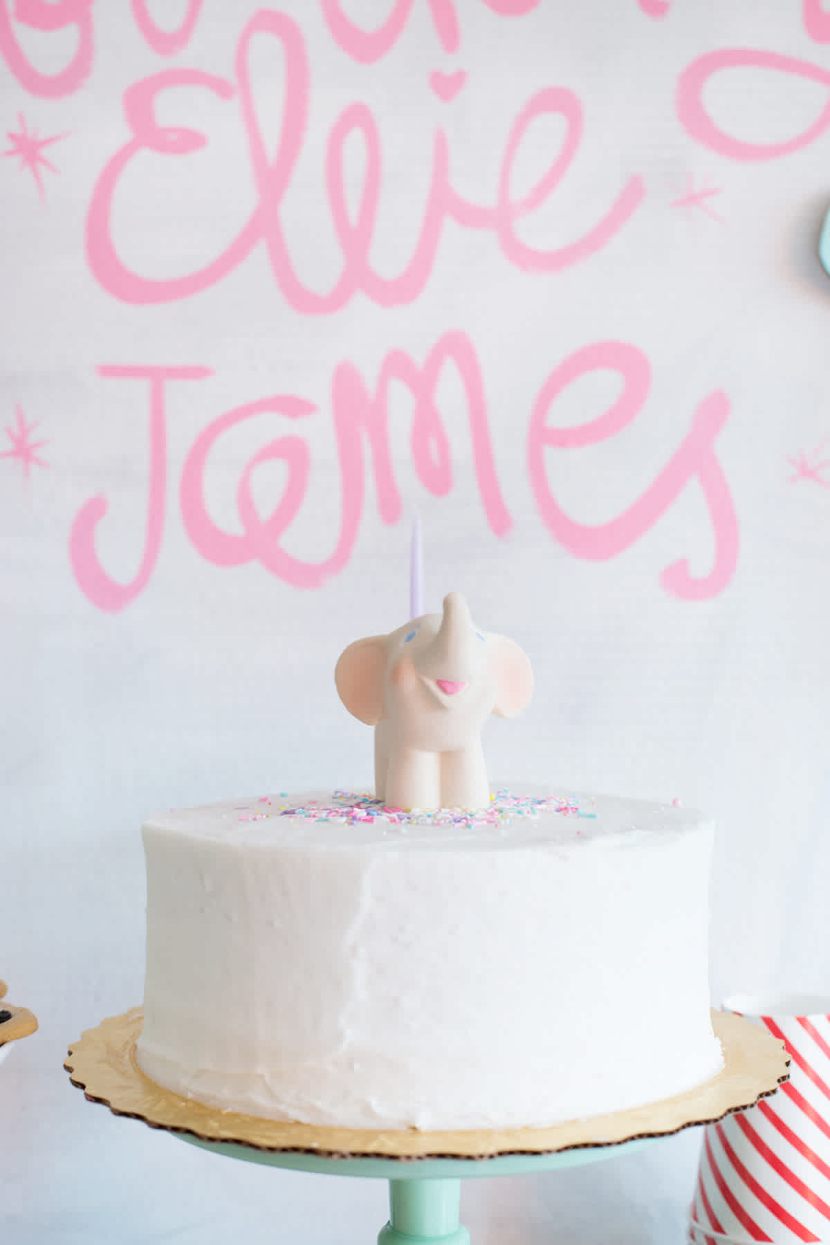 sweet first birthday party ideas