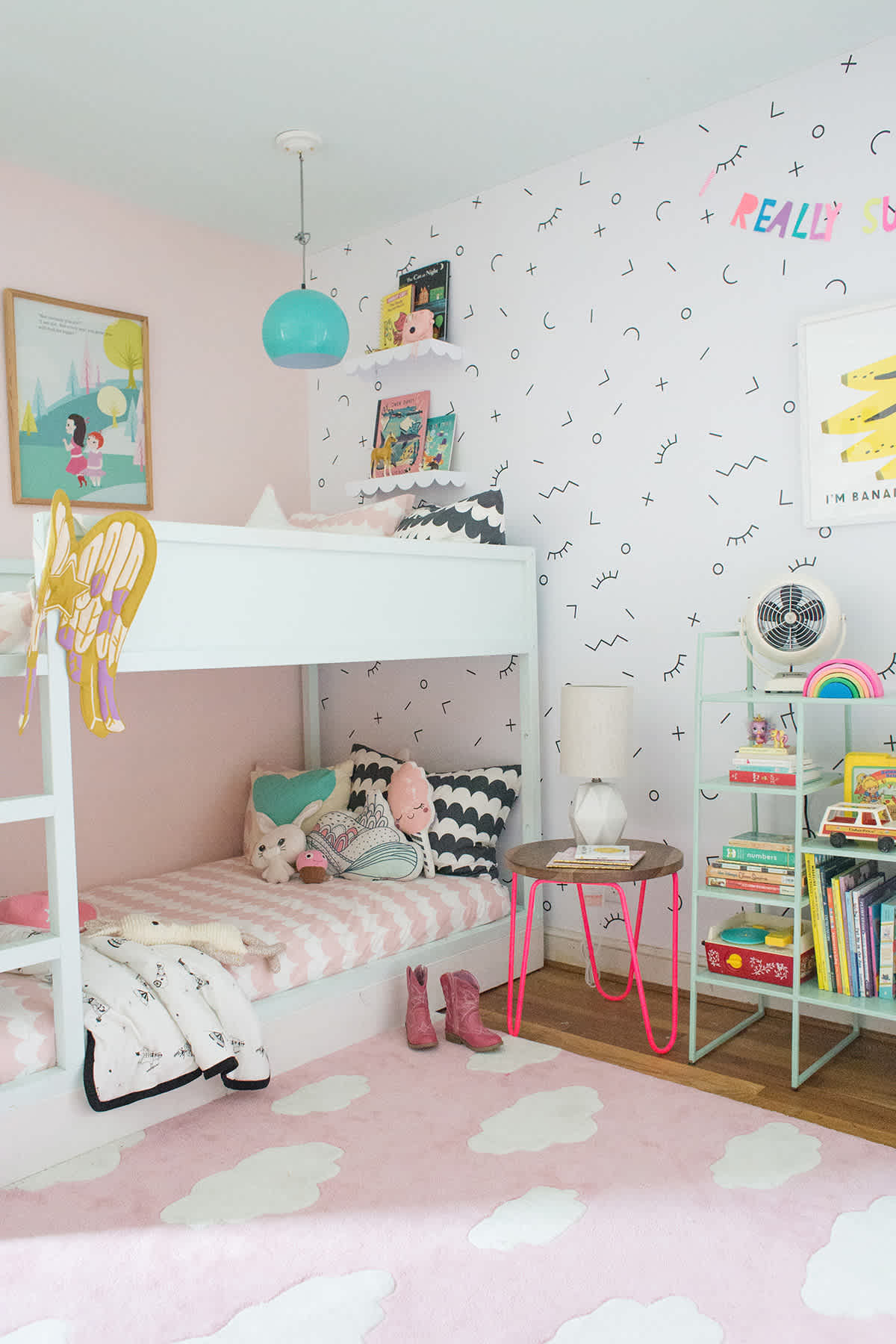 DIY Riser For KURA Bunk Bed Lay Baby Lay