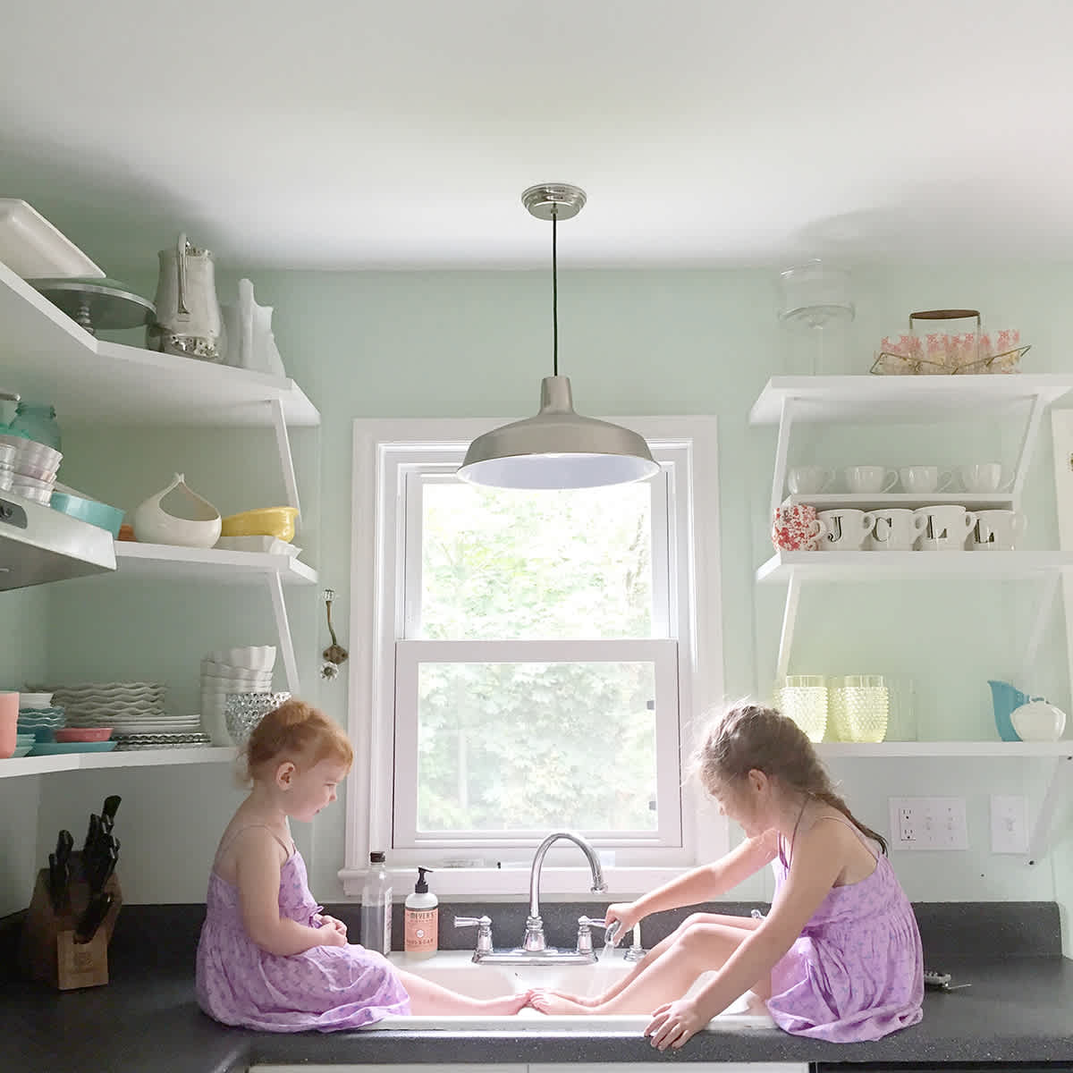 A Kitchen Renovation With The Home Depot - Lay Baby Lay