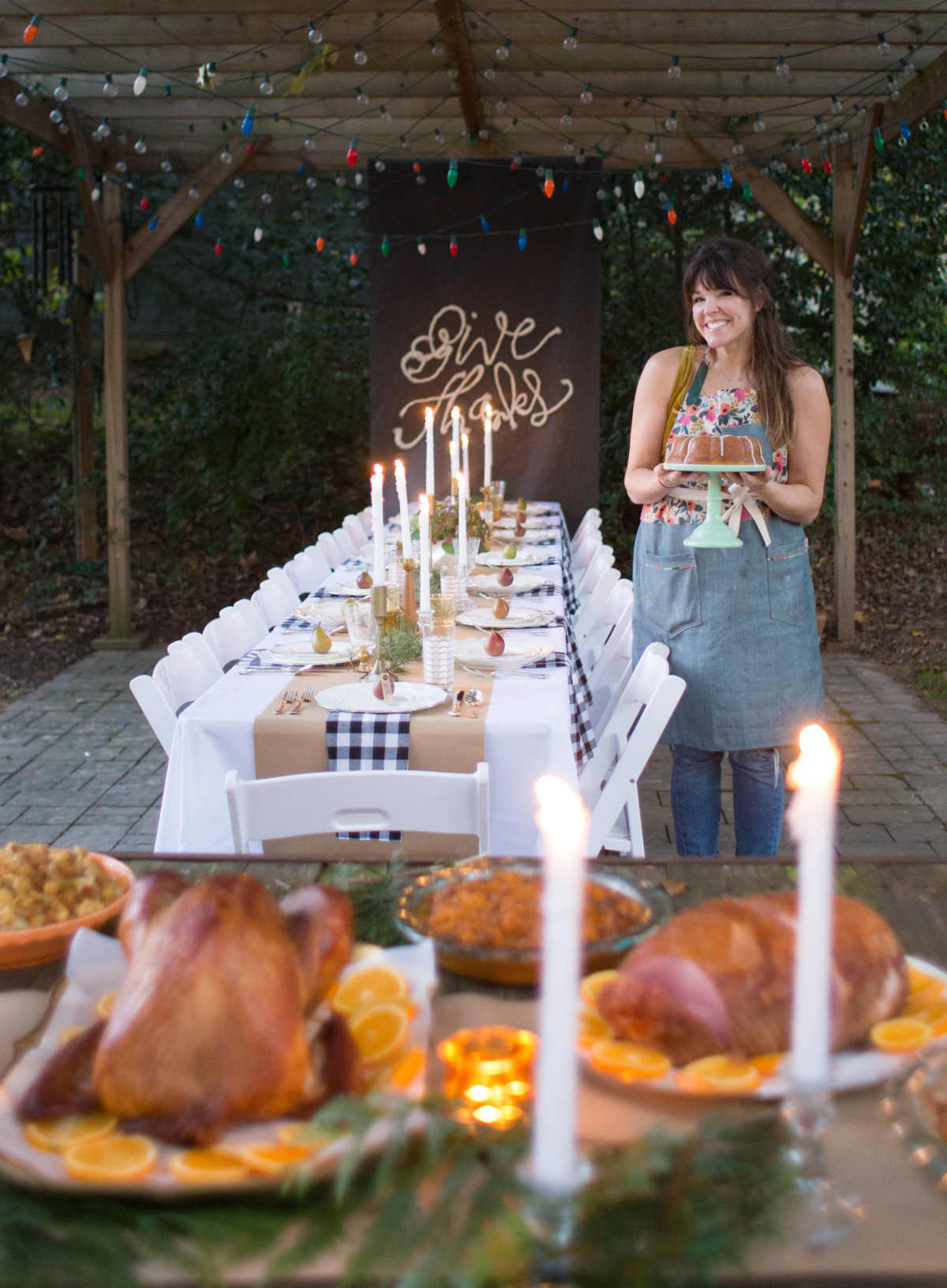 simple and easy friendsgiving ideas